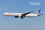 tassさんが、成田国際空港で撮影したユナイテッド航空 777-322/ERの航空フォト(飛行機 写真・画像)