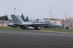 TAKA-Kさんが、横田基地で撮影したアメリカ海兵隊 F/A-18C Hornetの航空フォト(飛行機 写真・画像)