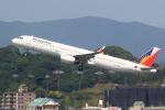 虎太郎19さんが、福岡空港で撮影したフィリピン航空 A321-231の航空フォト(飛行機 写真・画像)