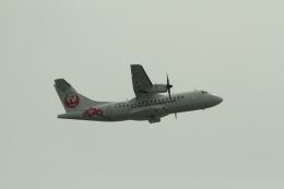 空旅さんが、福岡空港で撮影した日本エアコミューター ATR-42-600の航空フォト(飛行機 写真・画像)