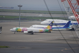 pringlesさんが、羽田空港で撮影した全日空 A320-214の航空フォト(飛行機 写真・画像)