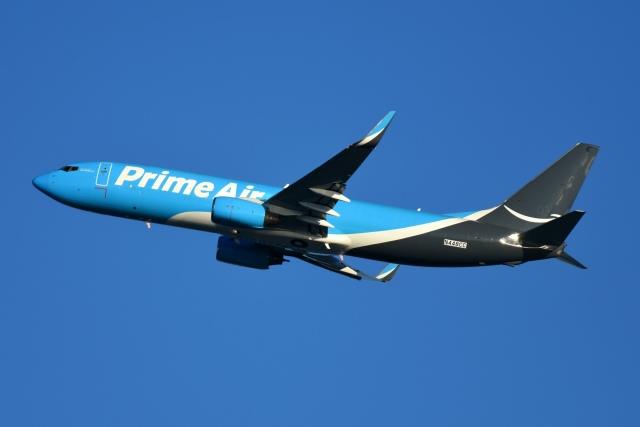 あおいそらさんが、関西国際空港で撮影したGEキャピタル・アヴィエーション・サービス 737-84P(BCF)の航空フォト(飛行機 写真・画像)