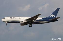 RINA-281さんが、小松空港で撮影したアジアン・エア 767-2J6/ERの航空フォト(飛行機 写真・画像)