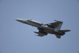Takeshi90ssさんが、横田基地で撮影したアメリカ海兵隊 F/A-18C Hornetの航空フォト(飛行機 写真・画像)