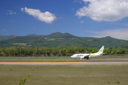 Tomochanさんが、函館空港で撮影したAIR DO 737-781の航空フォト(飛行機 写真・画像)