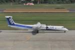 kumagorouさんが、仙台空港で撮影したエアーニッポンネットワーク DHC-8-402Q Dash 8の航空フォト(飛行機 写真・画像)