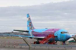 安芸あすかさんが、ダブリン空港で撮影したDublin Airport Fire Service 737-204/Advの航空フォト(飛行機 写真・画像)