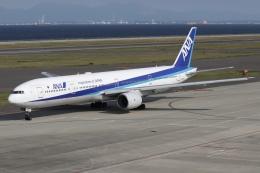 ドガースさんが、中部国際空港で撮影した全日空 777-381の航空フォト(飛行機 写真・画像)