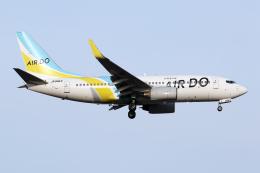 Echo-Kiloさんが、新千歳空港で撮影したAIR DO 737-781の航空フォト(飛行機 写真・画像)