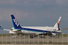 imosaさんが、羽田空港で撮影した全日空 767-381/ERの航空フォト(飛行機 写真・画像)
