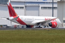Timothyさんが、成田国際空港で撮影したアビアンカ航空 787-8 Dreamlinerの航空フォト(飛行機 写真・画像)