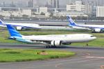 チョロ太さんが、羽田空港で撮影したガルーダ・インドネシア航空 A330-941の航空フォト(飛行機 写真・画像)