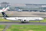 チョロ太さんが、羽田空港で撮影したルフトハンザドイツ航空 A340-313Xの航空フォト(飛行機 写真・画像)