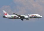 じーく。さんが、羽田空港で撮影した日本航空 787-9の航空フォト(飛行機 写真・画像)