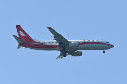kuro2059さんが、中部国際空港で撮影した上海航空 737-8Q8の航空フォト(飛行機 写真・画像)