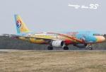 tassさんが、成田国際空港で撮影した中国東方航空 A320-214の航空フォト(飛行機 写真・画像)