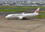 じーく。さんが、羽田空港で撮影した日本航空 787-8 Dreamlinerの航空フォト(飛行機 写真・画像)