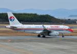 じーく。さんが、長崎空港で撮影した中国東方航空 A319-133の航空フォト(飛行機 写真・画像)