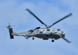 じーく。さんが、長崎空港で撮影した海上自衛隊 SH-60Jの航空フォト(飛行機 写真・画像)