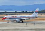 じーく。さんが、長崎空港で撮影した中国東方航空 A319-115の航空フォト(飛行機 写真・画像)