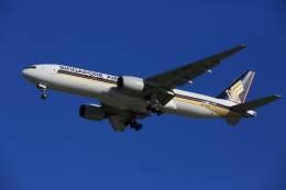 kaltさんが、ブリスベン空港で撮影したシンガポール航空 777-212/ERの航空フォト(飛行機 写真・画像)