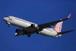 kaltさんが、ブリスベン空港で撮影したヴァージン・オーストラリア 737-8FEの航空フォト(飛行機 写真・画像)