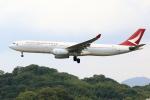 虎太郎19さんが、福岡空港で撮影したキャセイドラゴン A330-343Xの航空フォト(飛行機 写真・画像)