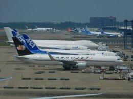 さんまるエアラインさんが、成田国際空港で撮影したカーゴジェット・エアウェイズ 767-323/ER(BDSF)の航空フォト(飛行機 写真・画像)