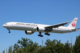 水月さんが、伊丹空港で撮影した日本航空 777-346/ERの航空フォト(飛行機 写真・画像)