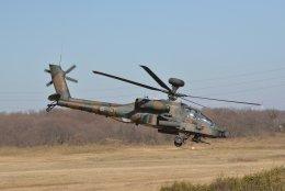 kotaちゃんさんが、習志野演習場で撮影した陸上自衛隊 AH-64Dの航空フォト(飛行機 写真・画像)
