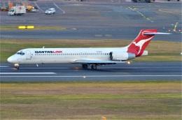 amagoさんが、シドニー国際空港で撮影したカンタスリンク 717-231の航空フォト(飛行機 写真・画像)