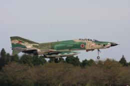 F-4さんが、茨城空港で撮影した航空自衛隊 RF-4E Phantom IIの航空フォト(飛行機 写真・画像)