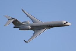 JETBIRDさんが、モントリオール・ミラベル国際空港で撮影したボンバルディア・エアロスペース BD-700-1A11 Global 5000の航空フォト(飛行機 写真・画像)
