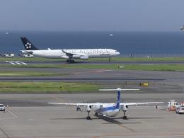 蒲田っ子さんが、羽田空港で撮影したルフトハンザドイツ航空 A340-313Xの航空フォト(飛行機 写真・画像)
