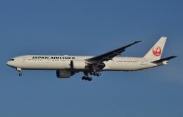 鉄バスさんが、羽田空港で撮影した日本航空 777-346/ERの航空フォト(飛行機 写真・画像)
