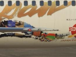 チャレンジャーさんが、羽田空港で撮影した日本航空 767-346/ERの航空フォト(飛行機 写真・画像)