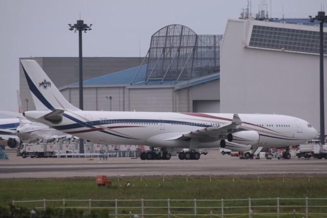 Mr.boneさんが、成田国際空港で撮影したスワジランド政府 A340-313の航空フォト(飛行機 写真・画像)