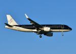 じーく。さんが、那覇空港で撮影したスターフライヤー A320-214の航空フォト(飛行機 写真・画像)