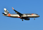 じーく。さんが、那覇空港で撮影したジェットスター・アジア A320-232の航空フォト(飛行機 写真・画像)