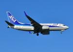 じーく。さんが、那覇空港で撮影した全日空 737-781の航空フォト(飛行機 写真・画像)