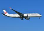 じーく。さんが、那覇空港で撮影した日本航空 A350-941の航空フォト(飛行機 写真・画像)