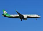 じーく。さんが、那覇空港で撮影したエバー航空 A321-211の航空フォト(飛行機 写真・画像)
