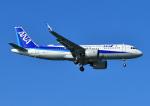 じーく。さんが、那覇空港で撮影した全日空 A320-271Nの航空フォト(飛行機 写真・画像)