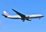 じーく。さんが、那覇空港で撮影したチャイナエアライン A330-302の航空フォト(飛行機 写真・画像)