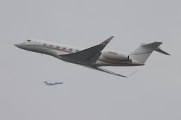 TAOTAOさんが、中部国際空港で撮影したユタ銀行 G650 (G-VI)の航空フォト(飛行機 写真・画像)