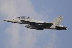 TAKA-Kさんが、厚木飛行場で撮影したアメリカ海軍 F/A-18F Super Hornetの航空フォト(飛行機 写真・画像)