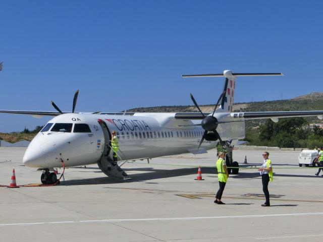 スプリト空港 - Split Airport [SPU/LDSP]で撮影されたスプリト空港 - Split Airport [SPU/LDSP]の航空機写真(フォト・画像)