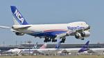 パンダさんが、成田国際空港で撮影した日本貨物航空 747-8KZF/SCDの航空フォト(飛行機 写真・画像)