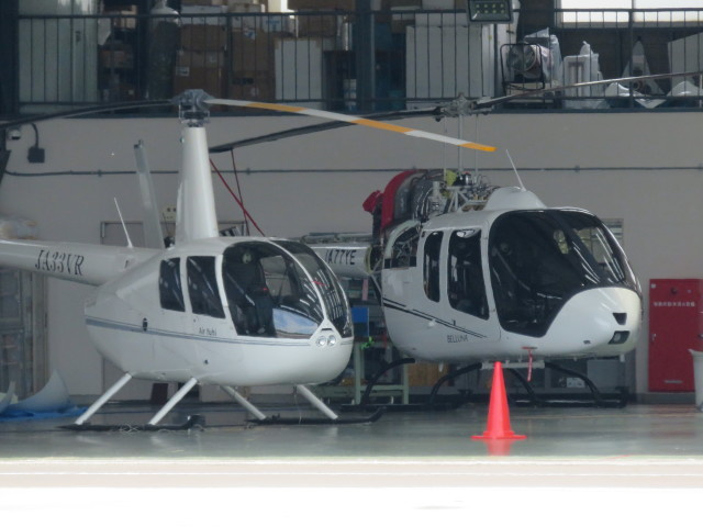 redarrowさんが、群馬ヘリポートで撮影した雄飛航空 505 Jet Ranger Xの航空フォト(飛行機 写真・画像)