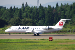 yabyanさんが、秋田空港で撮影したジェイエア CL-600-2B19 Regional Jet CRJ-200ERの航空フォト(飛行機 写真・画像)